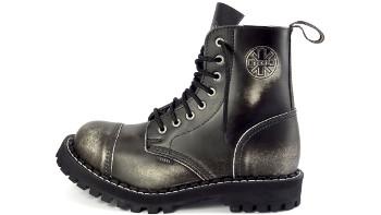Těžké boty Steel a Selma