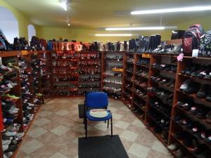 Prodejna obuvi, TEXEVO Kutná Hora obr.15