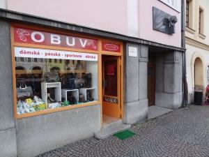 Prodejna obuvi, TEXEVO Litomyšl obr.16
