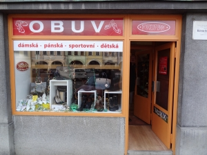 Prodejna obuvi, TEXEVO Litomyšl obr.17