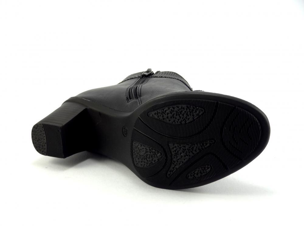 Wishot 941 černá kotníková obuv 27003590fc8