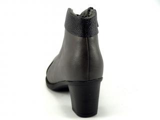 Wishot 941 šedá kotníková obuv
