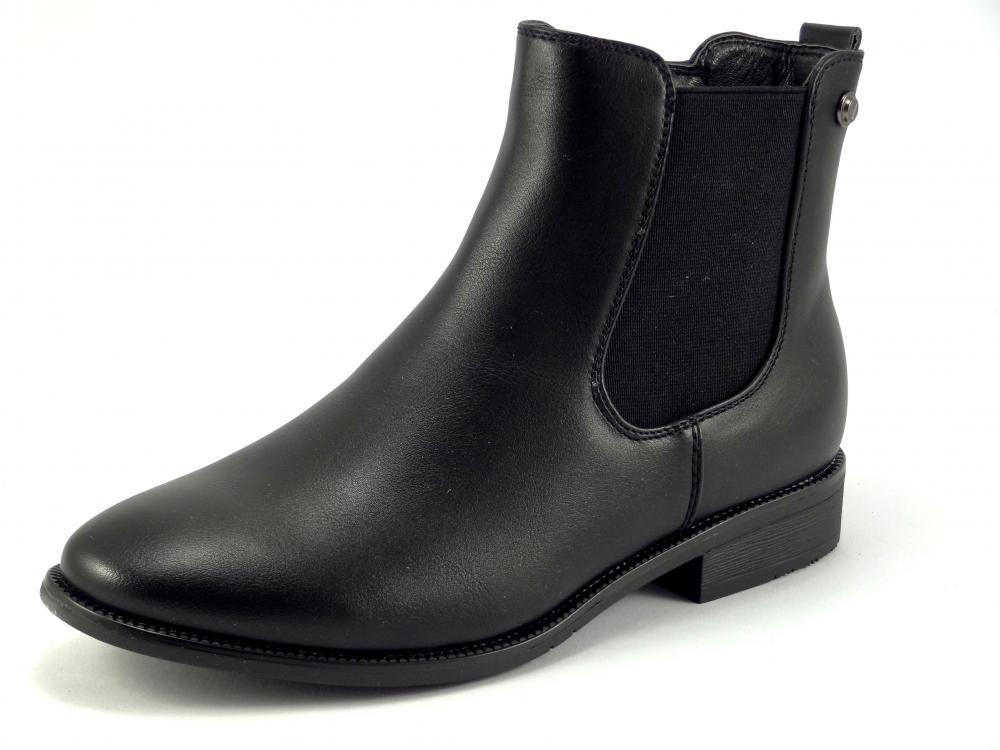 Wishot 988 černá kotníková obuv 6219e5a978