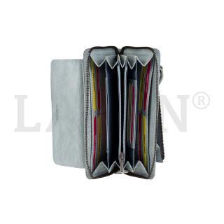 Lagen 786/017 modrá peněženka