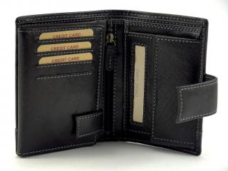 Lagen peněženka černá V27/T
