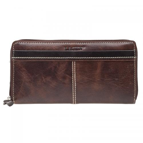 Lagen 26512 hnědá peněženka