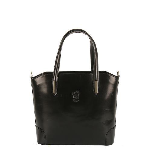 Vera Pelle 523 černá kabelka
