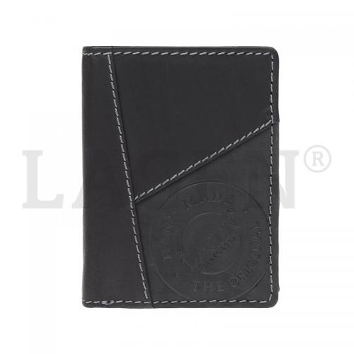Peněženka Lagen černá 51145