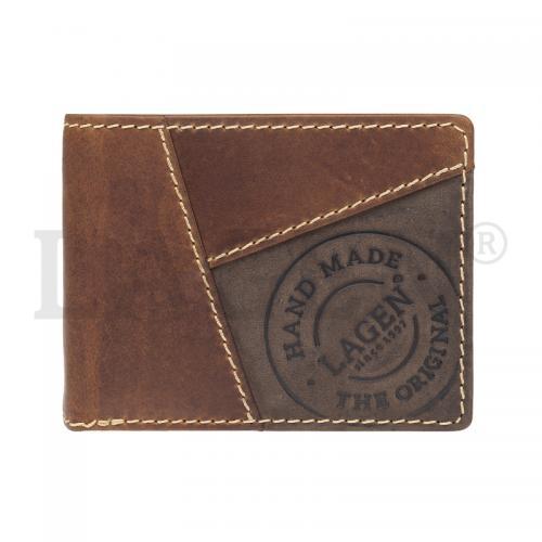 Lagen 511451 hnědá peněženka