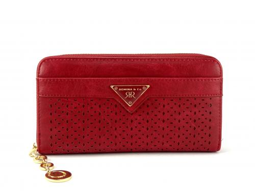 Romina červená peněženka A152