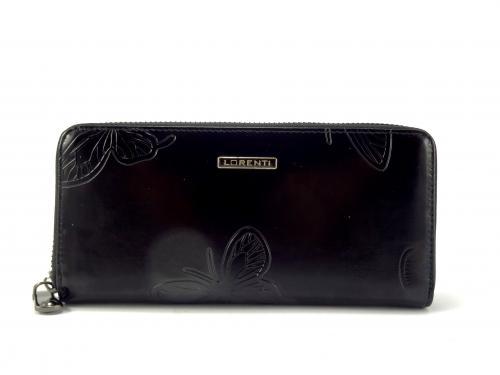 Lorenti černá peněženka 77006EBF