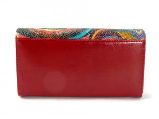 Cavaldi červená peněženka PN20GR