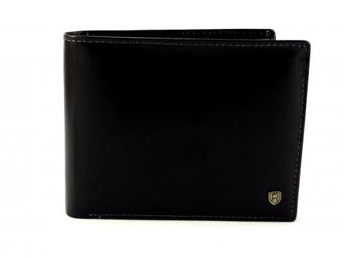Rovicky černá peněženka N992