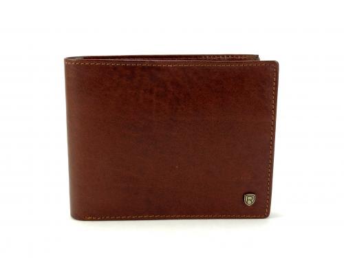 Rovicky hnědá peněženka N992