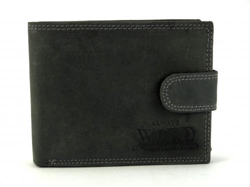 Wild černá peněženka N992L