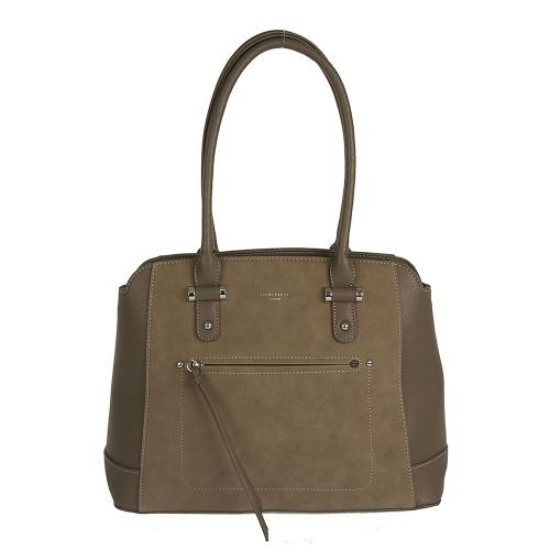 David Jones taupe kabelka 5556A