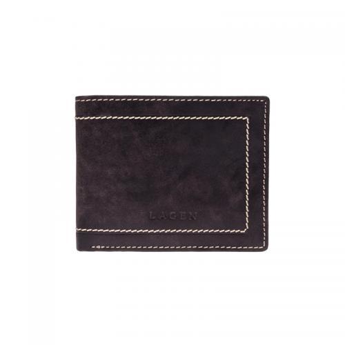 Lagen PW 524 peněženka hnědá