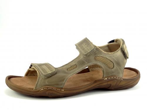 Selma sandál hnědý