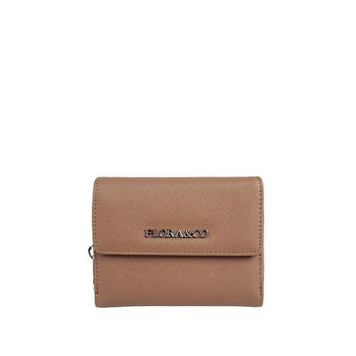 Flora peněženka taupe clair T6011
