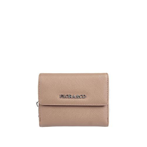 Flora peněženka beige taupe T6011