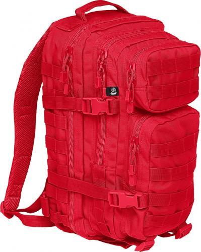 Batoh Brandit US Cooper střední red  8007 38