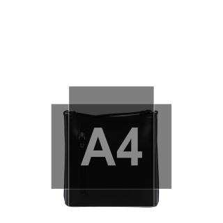 Kabelka černá 410