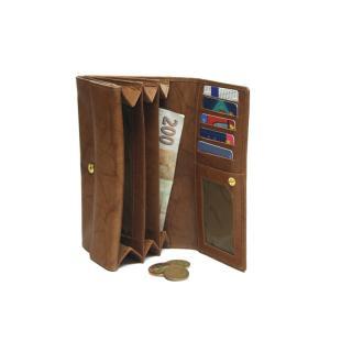 Peněženka Lagen V62 cognac