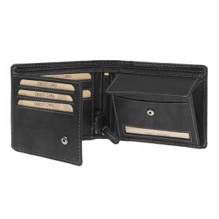 Peněženka Lagen černá 511461