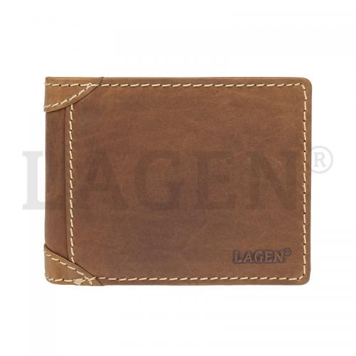 Peněženka Lagen TAN 511462