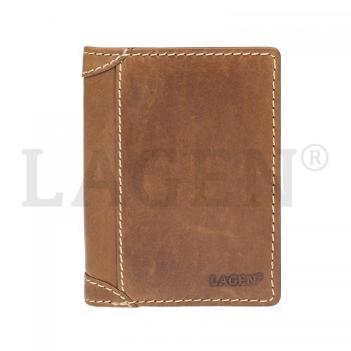 Peněženka Lagen TAN 51146