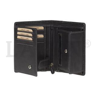 Peněženka Lagen černá 51146