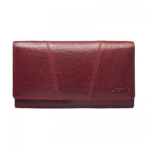 Peněženka Lagen red PWL 388/T