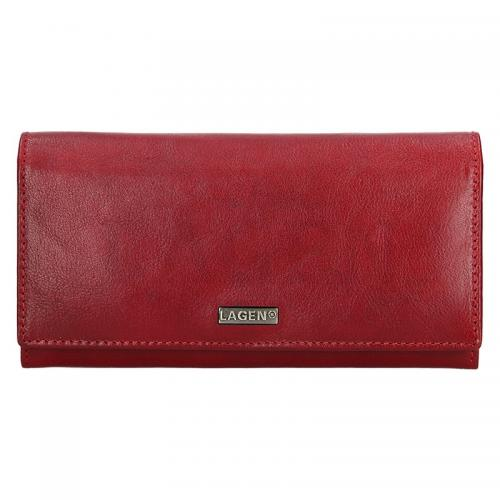 Peněženka Lagen červená 50039