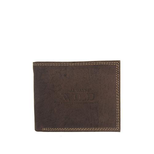 Peněženka Wild hnědá N251