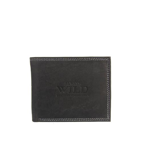 Peněženka Wild černá N251