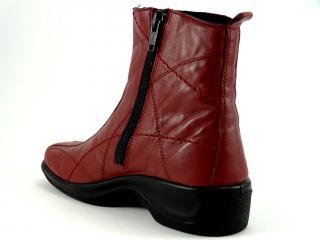 Aurelia kotníková 4218 red
