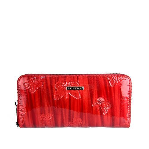 Peněženka Lorenti červená 77006