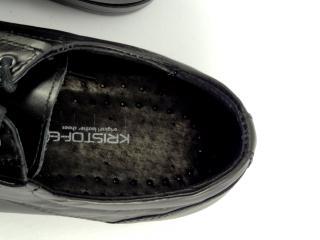 Polobotka Kristofer černá 1402