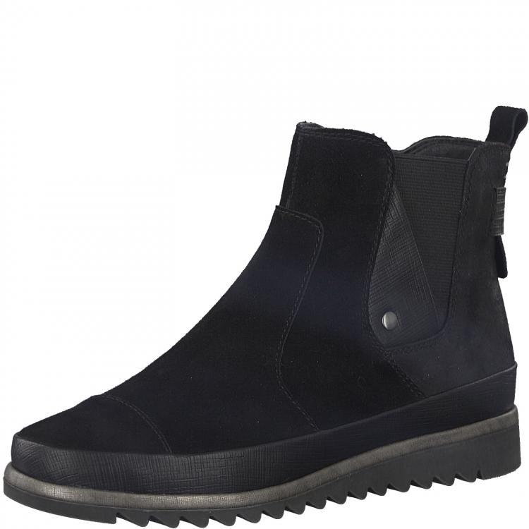 2ce532a7d3e Jana obuv kotníková černá 25403
