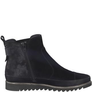 Jana obuv kotníková černá 25403