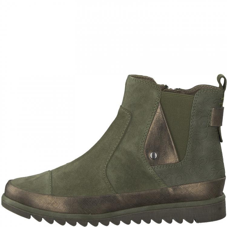 926a0aebc2b Jana obuv kotníková olive 25403
