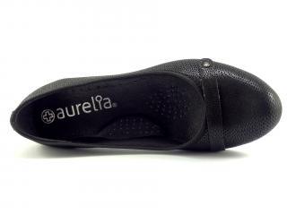 Lodička Aurelia 2604 černá