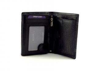 Wild peněženka černá N4 VTC