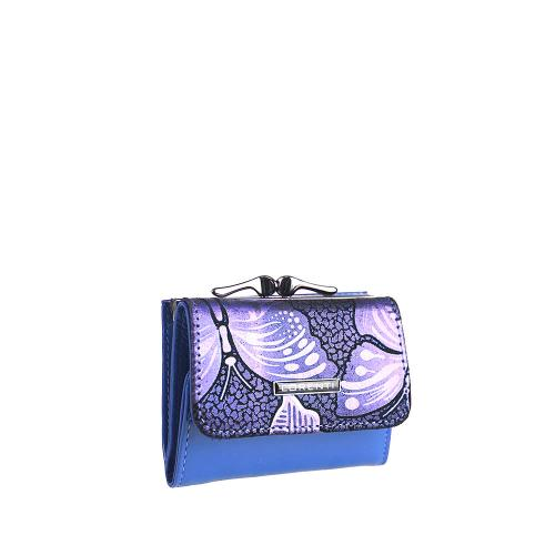 Lorenti peněženka modrá 55287