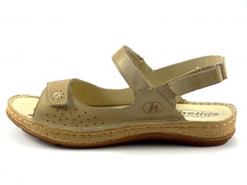 Letní obuv Helios béžová dámská