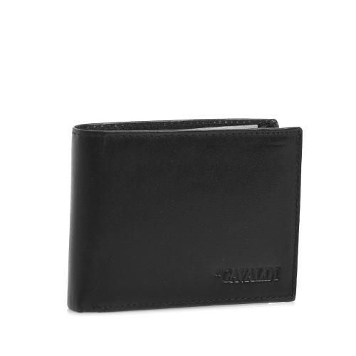 Cavaldi peněženka černá 0002 BS
