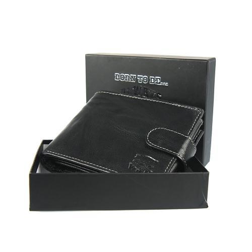 Peněženka Wild černá N992L BC