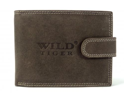 Peněženka Wild hnědá AM 28 032