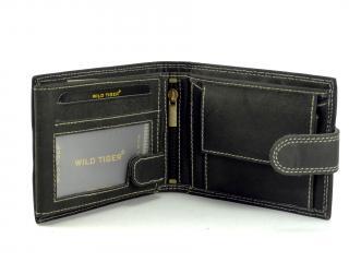 Peněženka Wild černá AM 28 032
