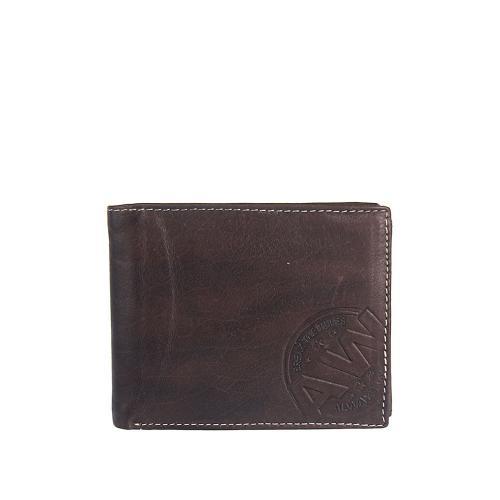 Peněženka Wild hnědá N992 WCN